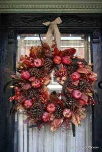 Front Door Wreaths To Beautify Your Home | Autos Post