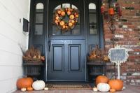 Autumn Porch Decorating Contest 2009