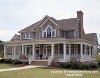 House Plans Online with Porches   House Building Plans ...