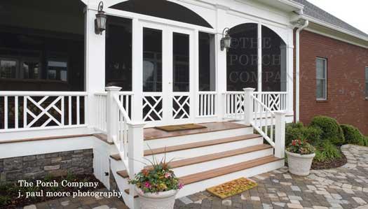 Screen Porch Design Ideas For Your Porch39s Exterior