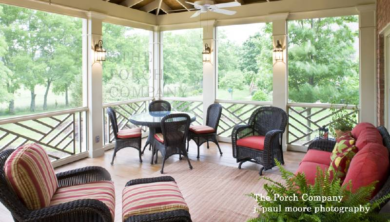 screened in porch decorating ideas images the porch company