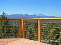 Stainless Steel Cable Railing   Porch Railings   Deck ...