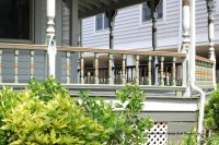 Wood Deck Railings | Porch Railing Designs | Wood Balusters