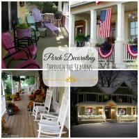 Front Porch Decorating Ideas | Front Porch Ideas
