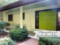 Porch Makeover Ideas | Front Door Paint Colors ...