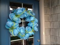 Decorative Front Door Wreaths - Perfect Year Round