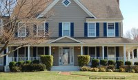 Country Home Designs | Country Porch Plans | Country Style ...
