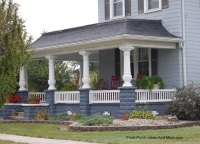 Country Style Porches | Wrap Around Porch Ideas | Country ...