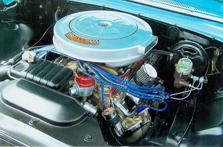 Spring Carlisle - Engines