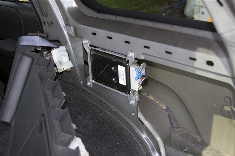 My version of an amp install - Chevy TrailBlazer, TrailBlazer SS and