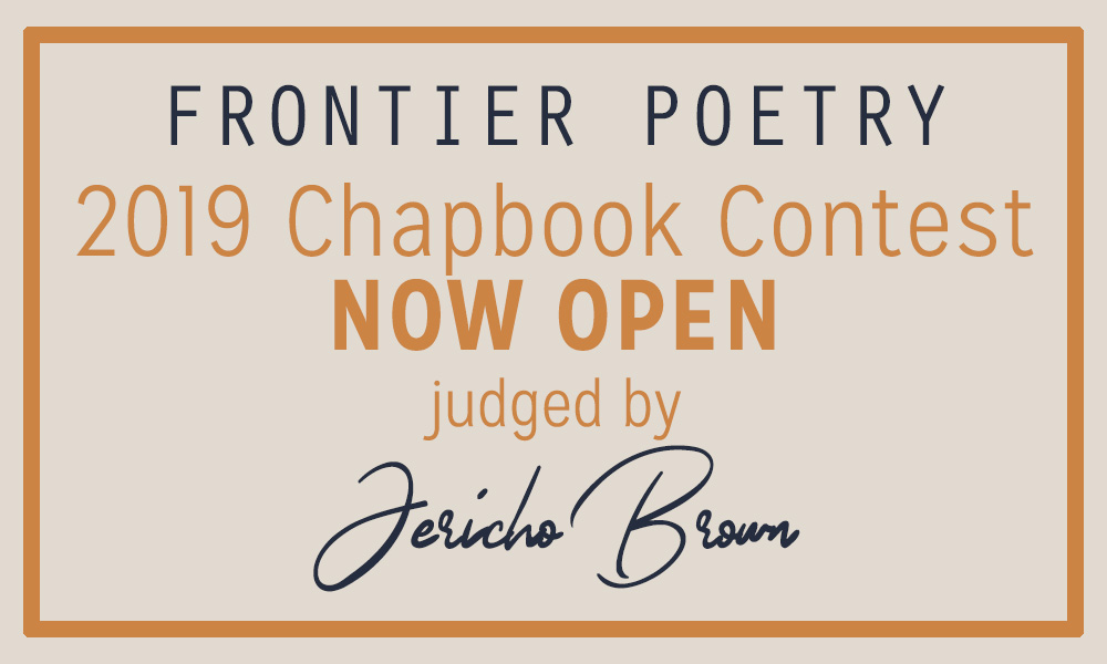 Frontier Poetry Submission Opportunities and Guidelines