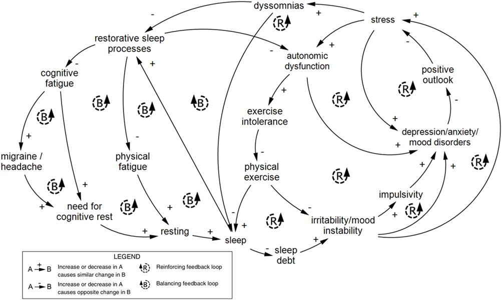causal diagramming