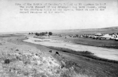 beecher island 1917