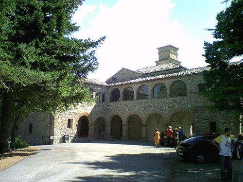 Convento di Montefiorentino
