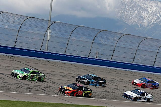 Odds and Ends Around the Track Auto Club Speedway