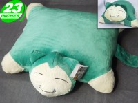 Pokemon Snorlax Pillow Plush - PNPW8003 - Anime Products ...