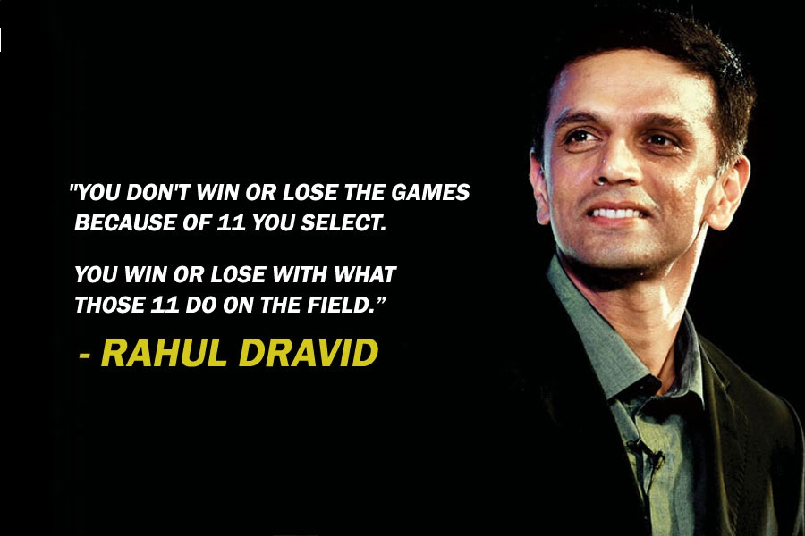 Rahul Dravid Quotes Wallpaper 11 Powerful Quotes From The Legends Of Cricket Page 3