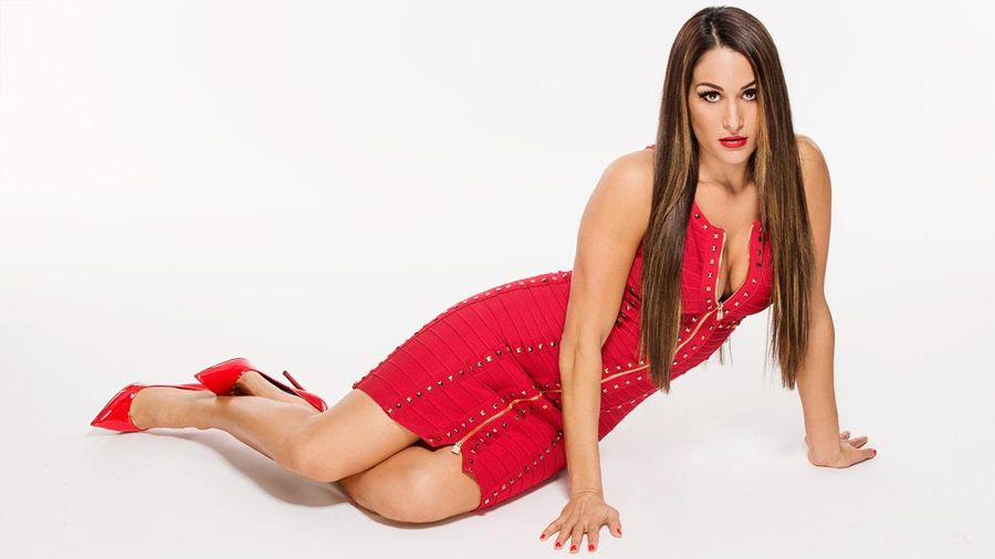 Bollywood Singers Hd Wallpapers Nikki Bella Fearless Nikki Photoshoot