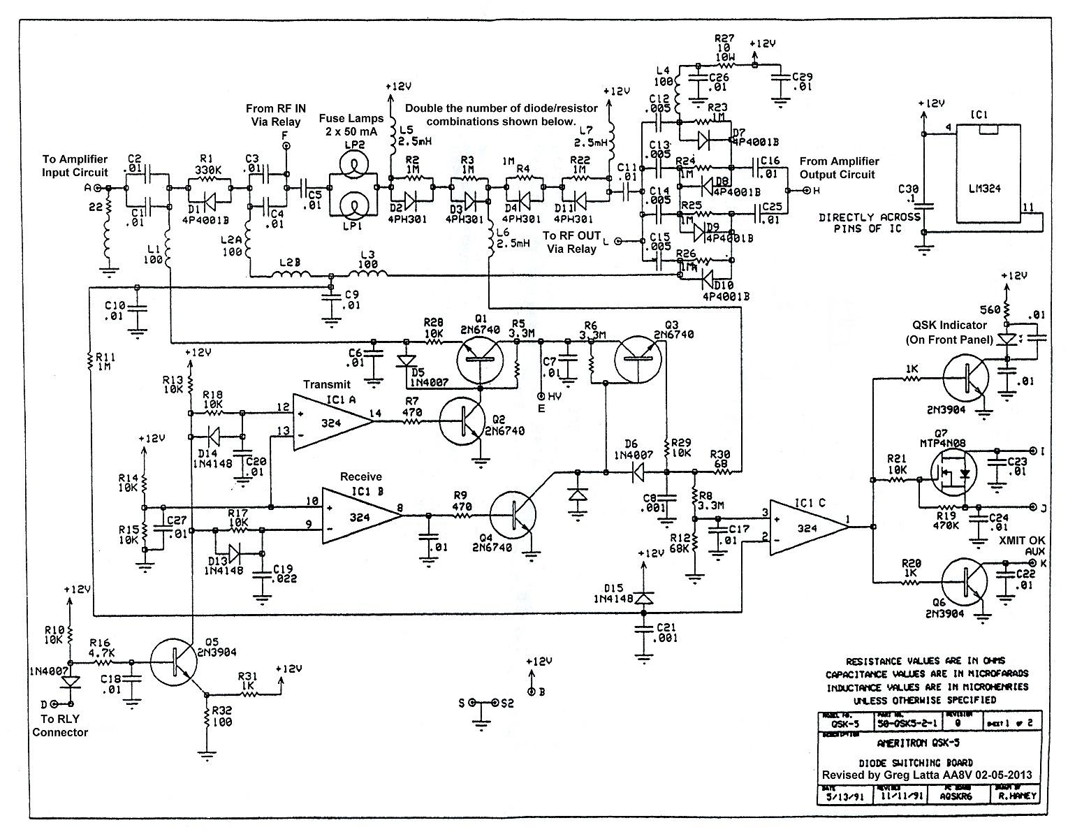 drive circuit board diagram wiring diagram schematic