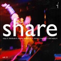 Fading Ways Share Vol. 6