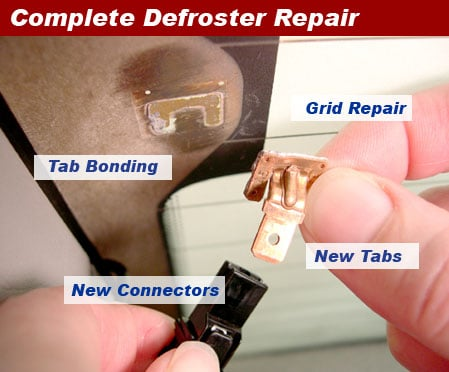 Defroster Repair and Troubleshooting Guide \u2013 Frost Fighter