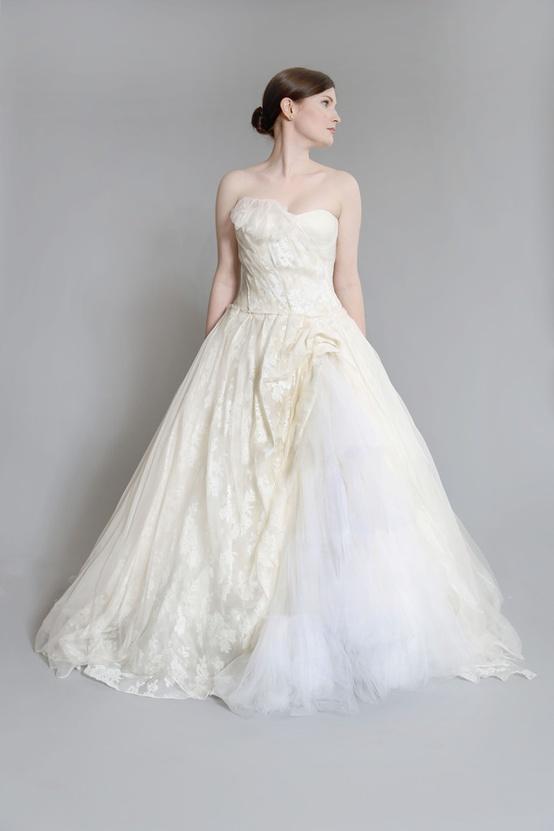 High End Designer Wedding Dresses