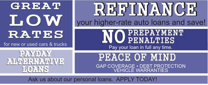 Car Loan Calculator - FRSA Credit Union