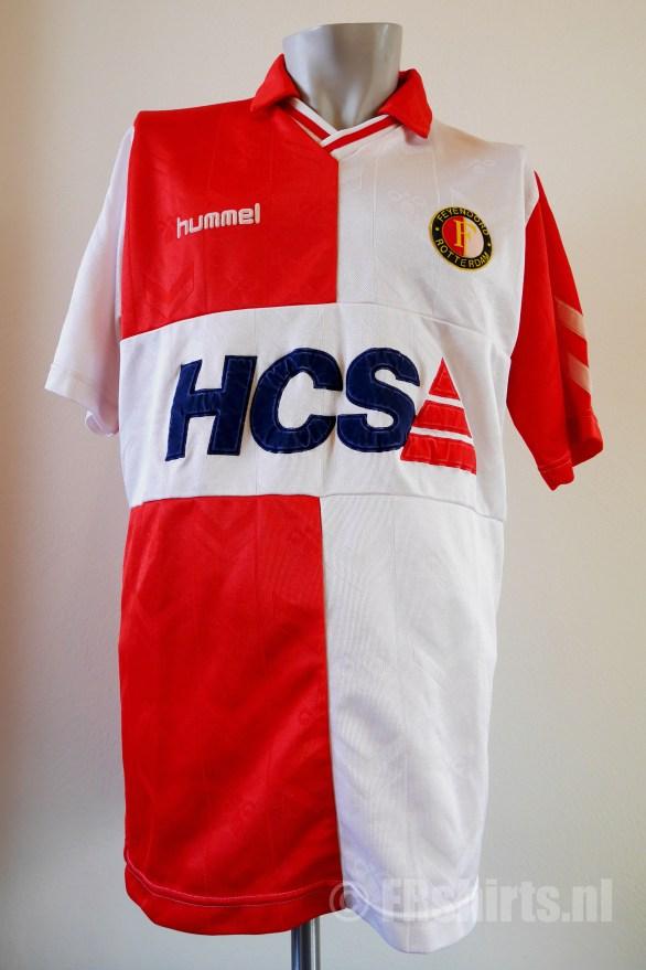 1990-1991 Thuisshirt