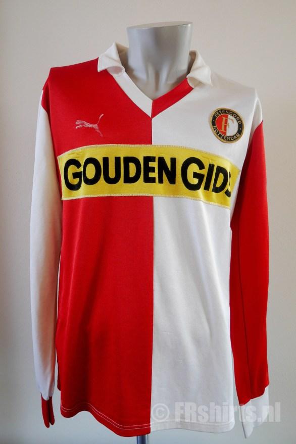 1983-1984 Thuisshirt