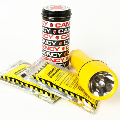 Emergency Supplies - iStock
