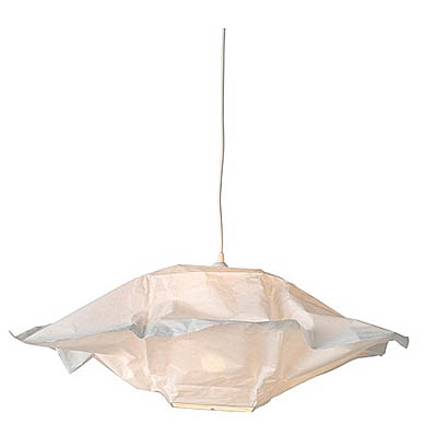 Inexpensive high style paper pendant lamps are a must have varmluft shade ikea aloadofball Image collections