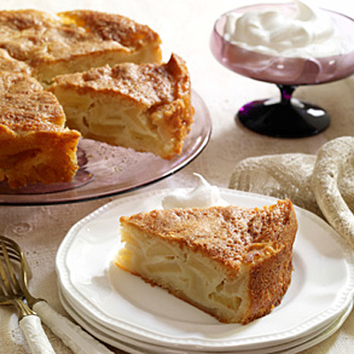 Dorie Greenspan's French Apple Cake