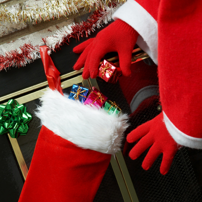 Stocking Stuffing - iStock