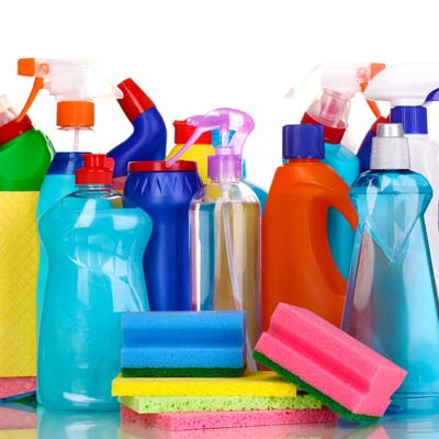 Cleaning products-Shutterstock