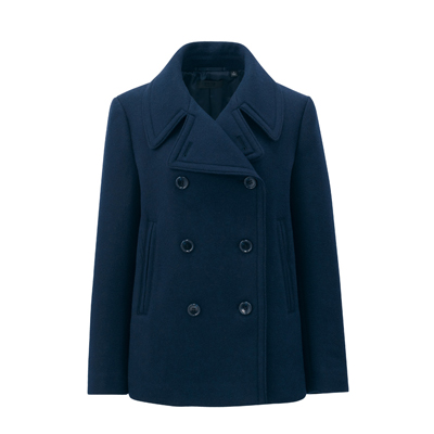 Uniqlo Pea Coat