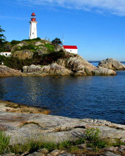 West Vancouver Lighthouse Park