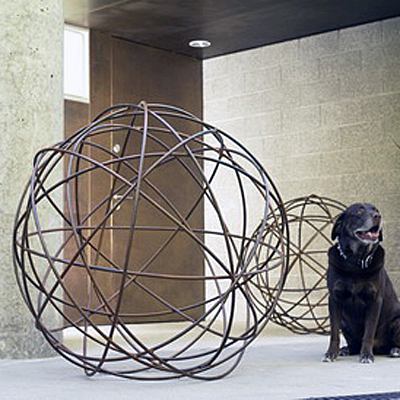 Wire-Spheres-Steel-Rusted-outside