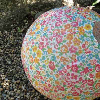 Diaso Floral Lantern - C. Rule