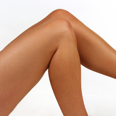 Self Tanned Legs