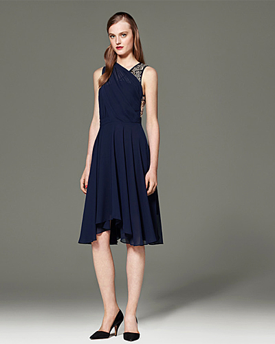 Sequin Dress In Navy - 3.1 Philip Lim for Target