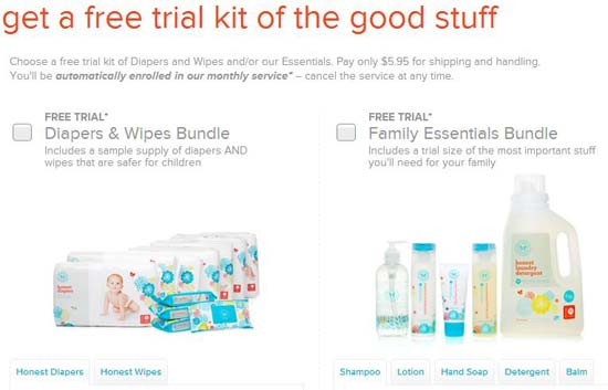 FREE Trial of Diapers, Detergent, Cleaning Products and More from - free samples of cleaning products