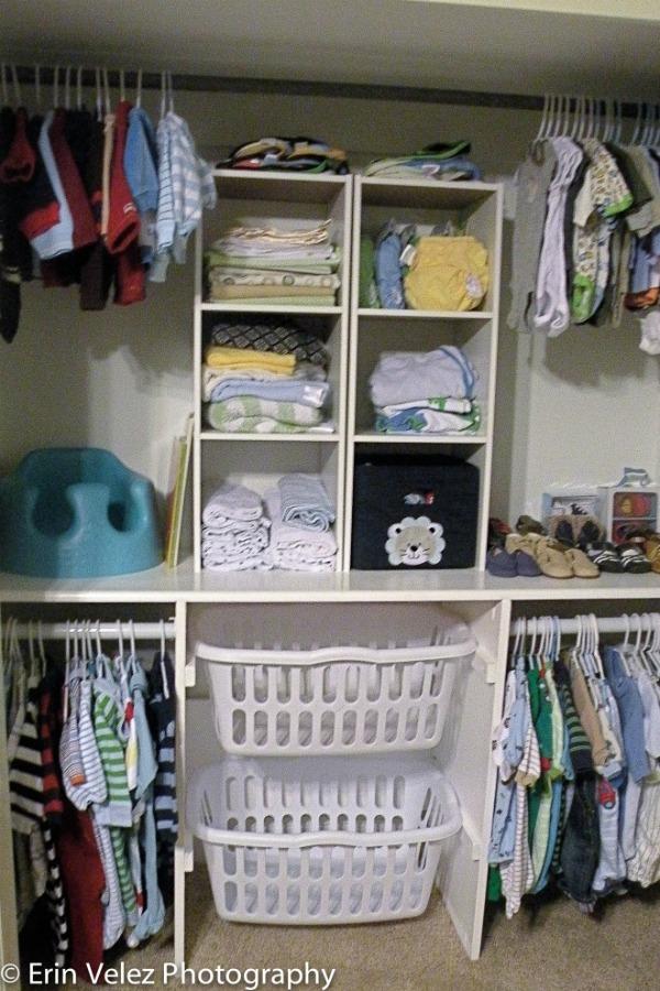 Closet Organizing Hacks Tips