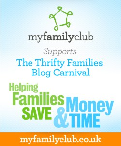 The Thrifty Families Blog Carnival….