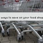 15 ways to save money on your weekly shopping spend….