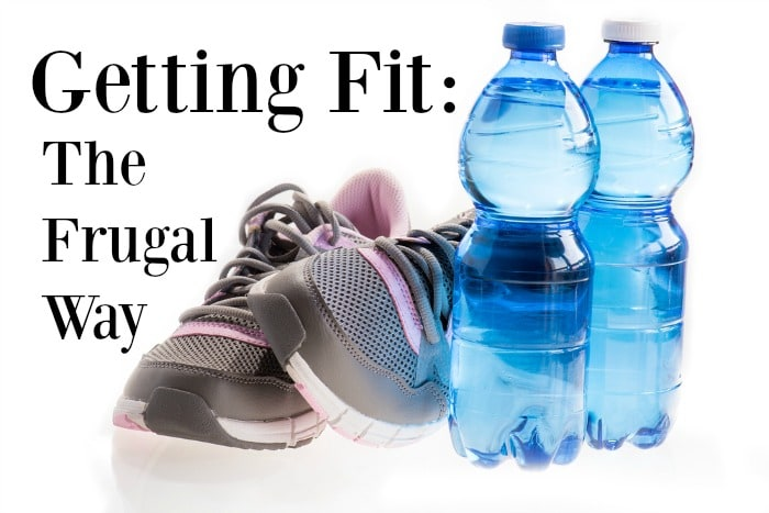 Getting fit the frugal way….