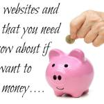 The websites and apps that you need to know about if you want to save money….