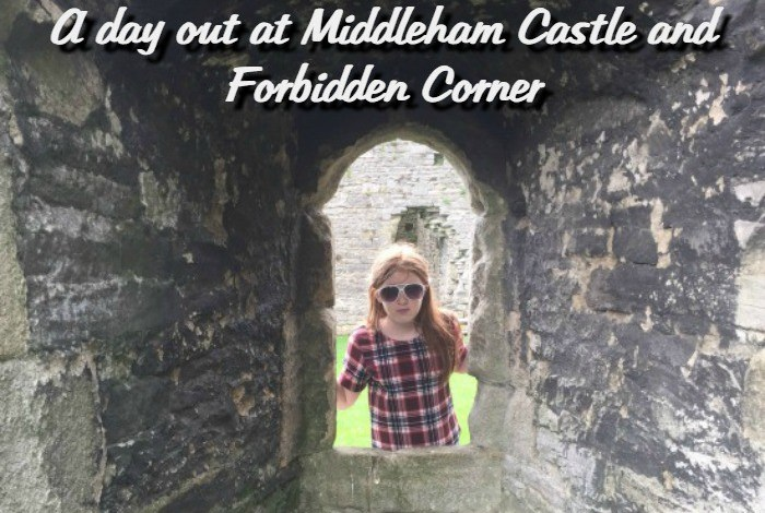 Days Out:  Middleham Castle and Forbidden Corner….