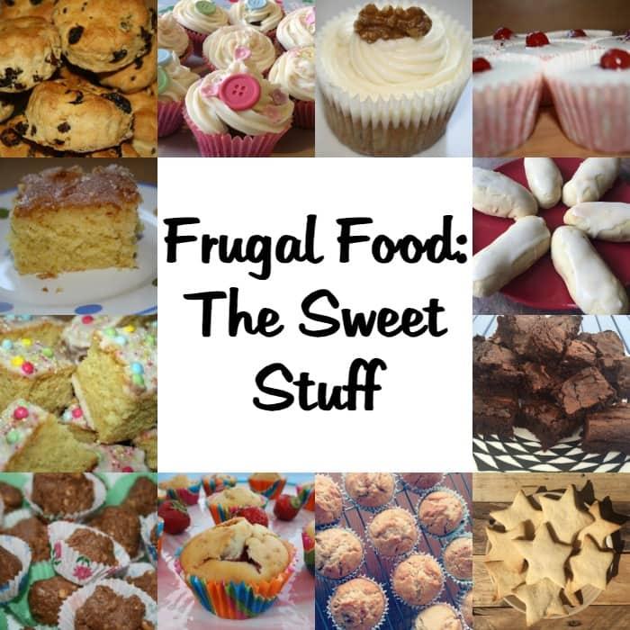 Frugal Food The sweet Stuff
