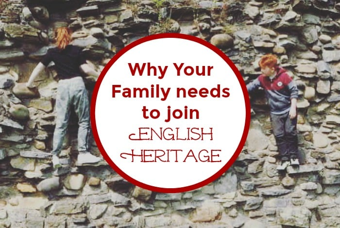 Why you should join English Heritage….