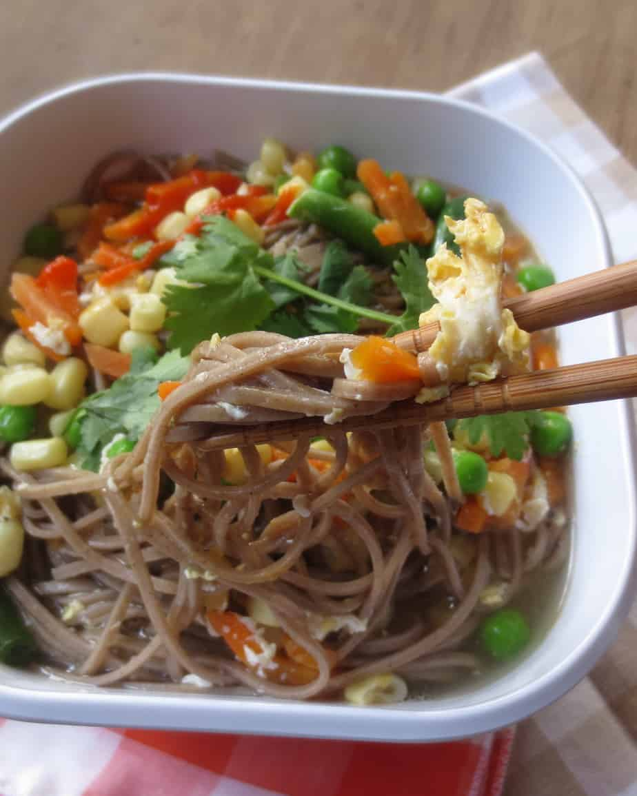 Frugal Nutrition Real Food Ramen